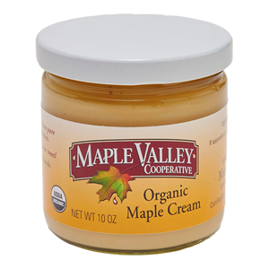 Maple Valley – Organic Maple Cream